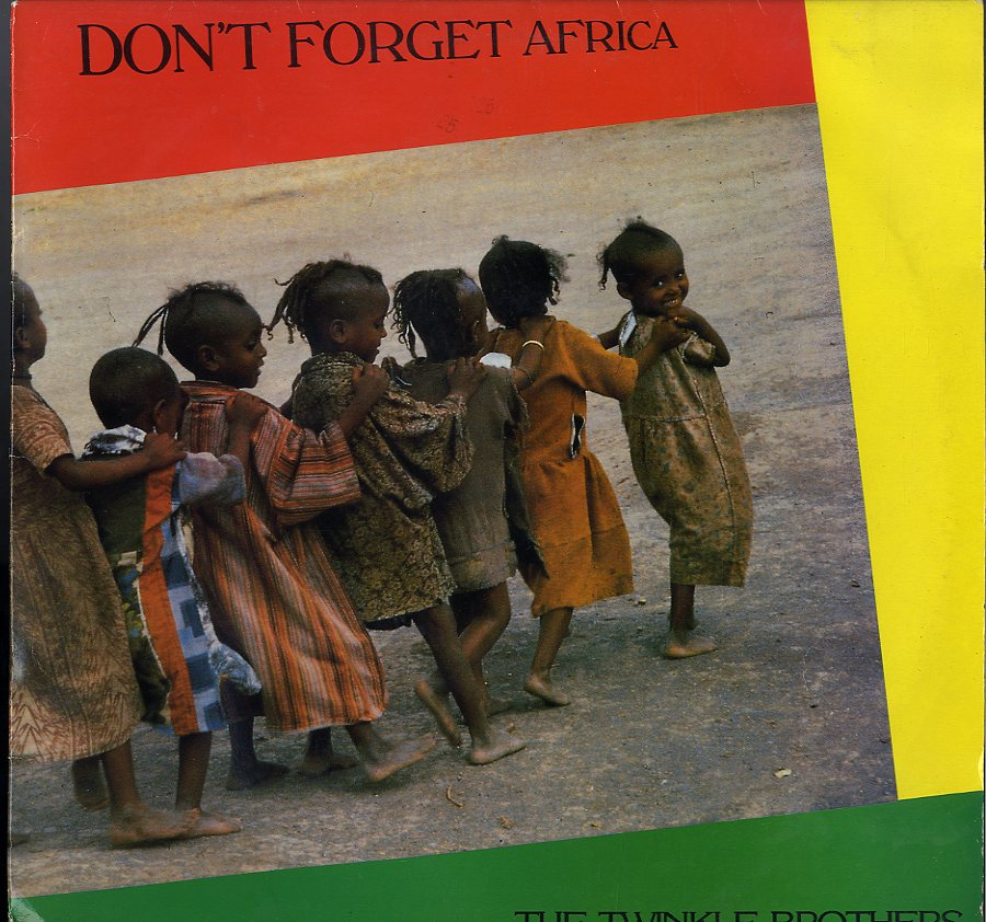 THE TWINKLE BROTHERS [Don't Forget Africa]