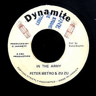 PETER METRO & ZU ZU [In The Army]