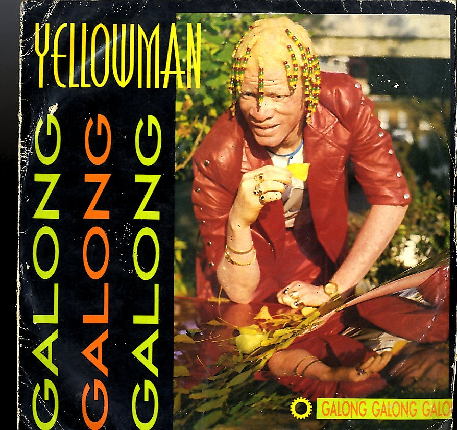 YELLOWMAN [Galong Galong Galong]