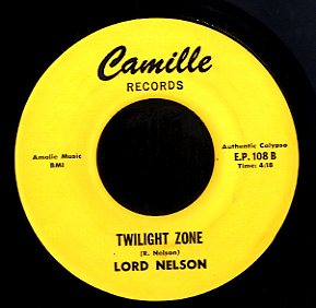LORD NELSON [Twilight Zone / Calamity]