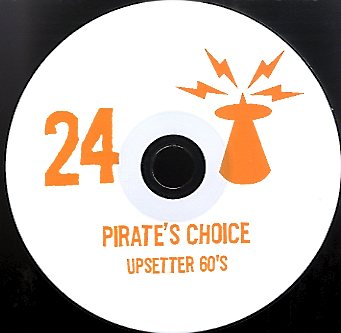 PIRATES CHOICE [Pt24 Upsetter 60'S]