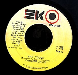 CARLENE DAVIS [Cry Tough]