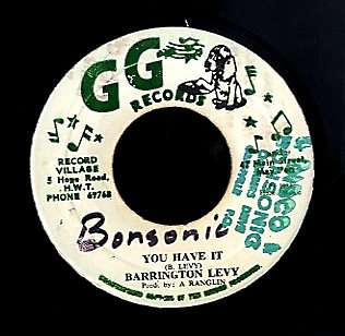 BARRINGTON LEVY [You Have It]