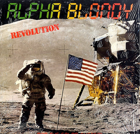 ALPHA BLONDY [Revolution]