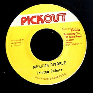 TRISTON PALMER [Mexican Divorce]