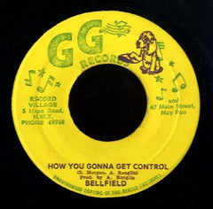 BELLFIELD [How You Gonna Get Control]