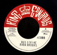 BABA BROOKS / BOBBY AITKEN [Bus Strike / Mr. Judge]