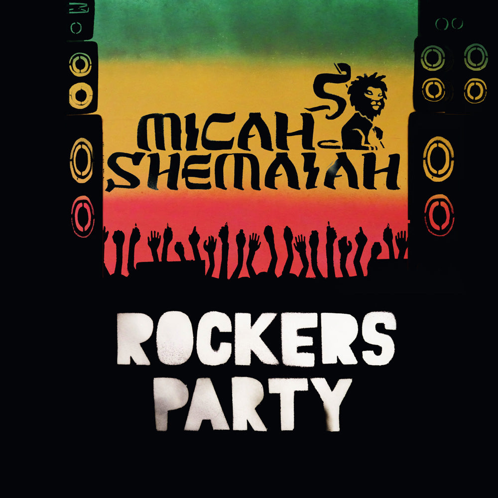 MICAH SHEMAIAH /  MICAH SHEMAIAH, T.J., HEMPRESS SATIVA, JAHKIME & INFINITE [Rockers Party / Dread At The Control]