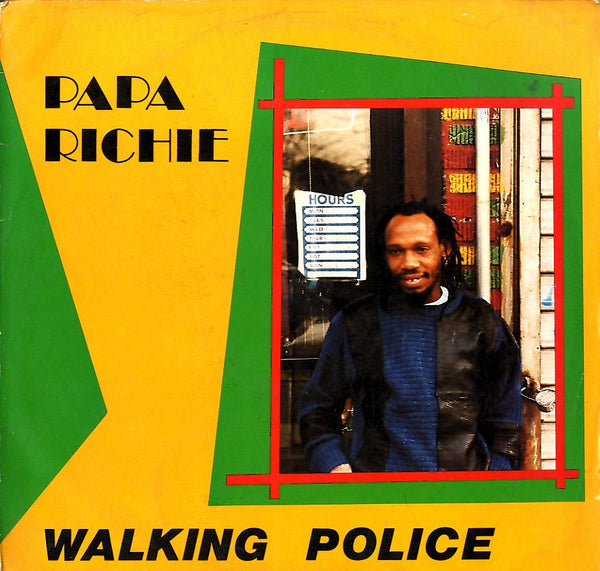 PAPA RICHIE [Walking Police]