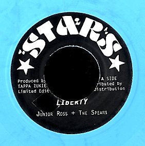 JUNIOR ROSS & THE SPEARS [Liberty]