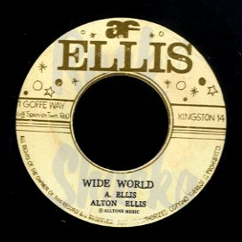 ALTON ELLIS [Wide World/ Dedication]