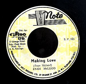 ENOS MCLEOD [Making Love]