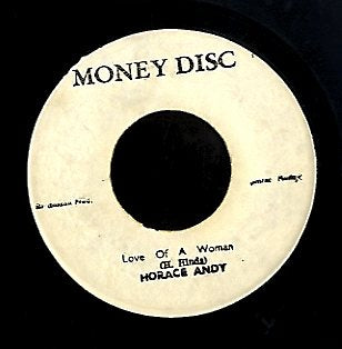 HORACE ANDY [The Love Of A Woman]