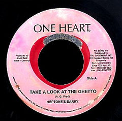 HEPTONES BARRY [Take A Look At The Ghetto]