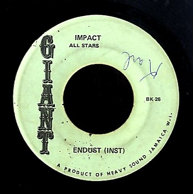 IMAPACT ALL STARS / LIZZY [Endust / Foot Scorcha Chapter 2]