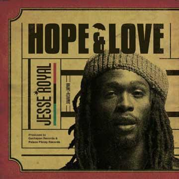 JESSE ROYAL  [Hope & Love]