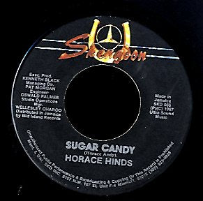 HORACE HINDS (HORACE ANDY) [Sugar Candy]
