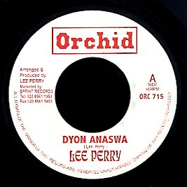 LEE PERRY [Dyon Anaswe / Psyche & Trim]
