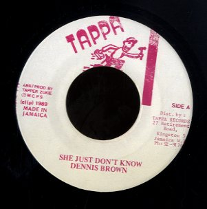 DENNIS BROWN [She Just Don't Know]