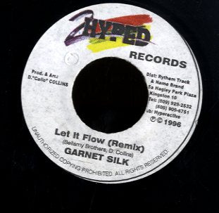 GARNET SILK [Let It Flow (Remix)]