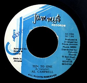AL CAMPBELL [Ten To One]