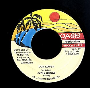 JUNIE RANKS [Don Lover]