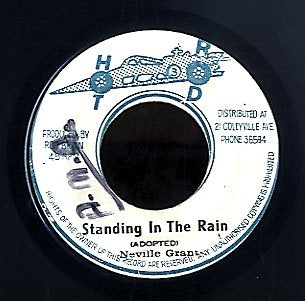 NEVILLE GRANT [Standing In The Rain]