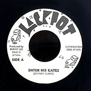 JOHNNY CLARKE [Enter His Gates]