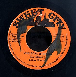 LEROY SMART [The Lord Is Rough]
