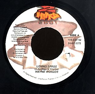WAYNE WONDER [Loving Spree]