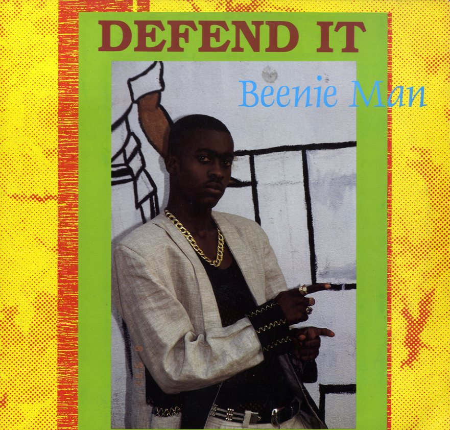 BEENIE MAN [Defend It]