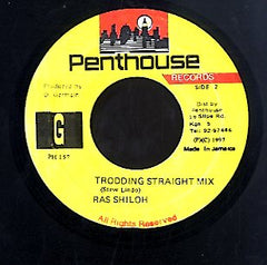 RAS SHILOH [Trodding Straight Mix]