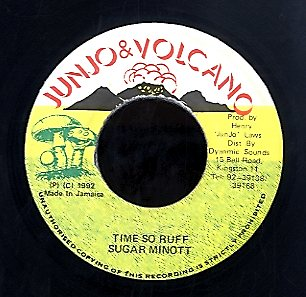 SUGAR MINOTT [Time So Ruff]