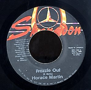 HORACE MARTIN [Frazzle Out]