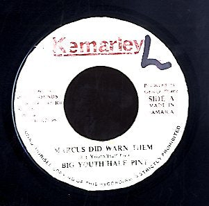 BIG YOUTH & HALF PINT [Marcus Did Warn Them]