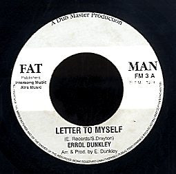 ERROL DUNKLEY [Letter To Myself]