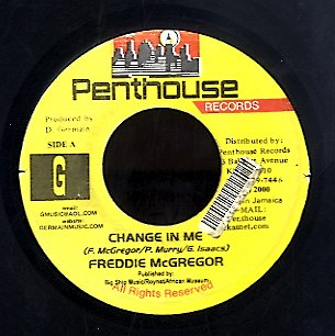 FREDDIE MCGREGOR [Change In Me]