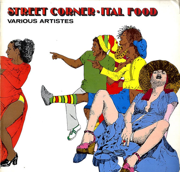 V A  L SMART. U BROWN. H ELLIS ROD TAYLOR.... [Street Corner- Ital Food]