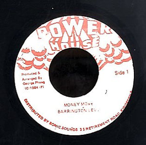 BARRINGTON LEVY [Money Move]