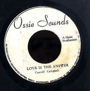 CORNELL CAMPBELL [Love Is The Answer]