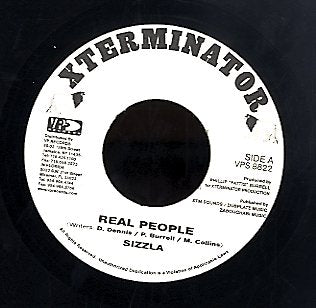 SIZZLA  [Real People]