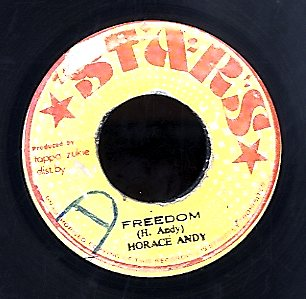 HORACE ANDY [Freedom]