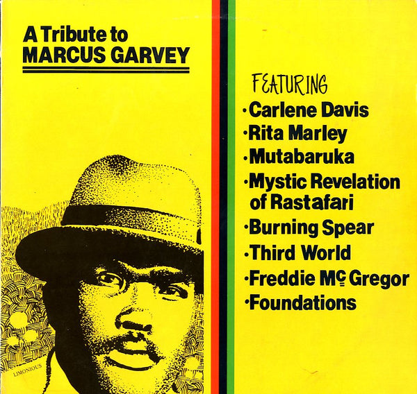 V.A [A Tribute To Marcus Garvey]