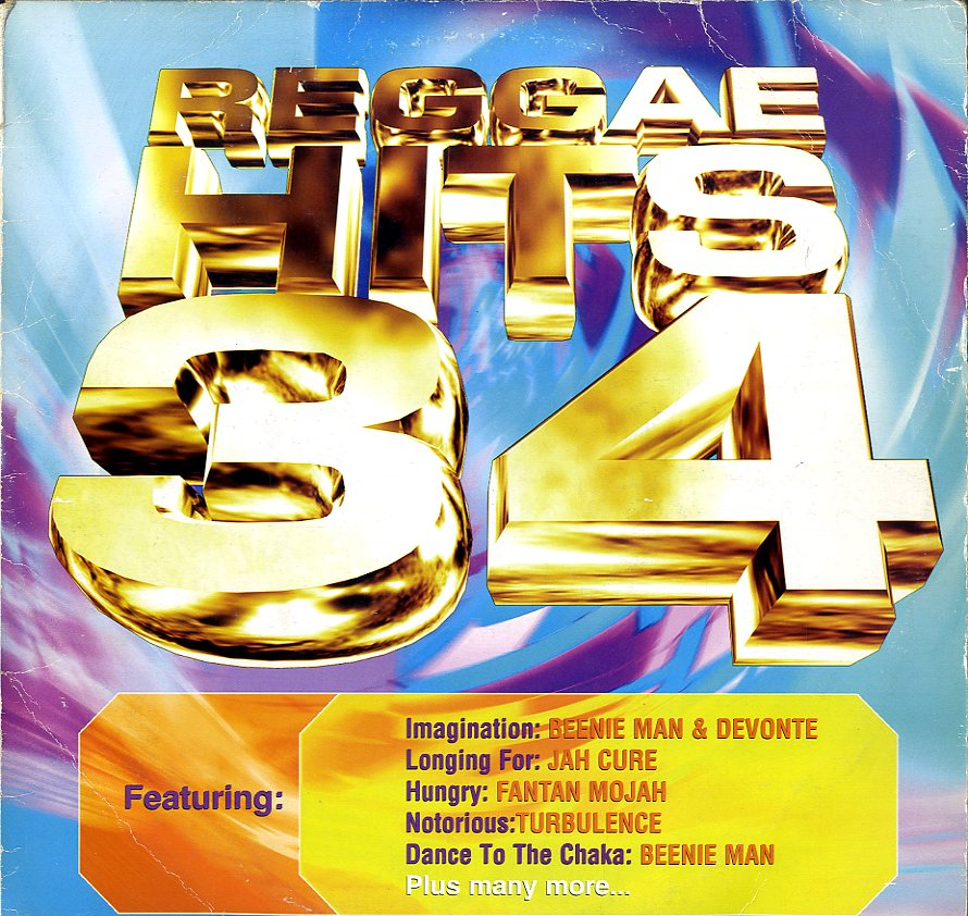 V.A. [Reggae Hits Volume 34]