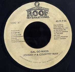 JOHNNY P & COUNTRY MAN [Gal Go Mass]