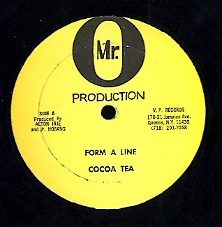 COCOA TEA [Form A Line]