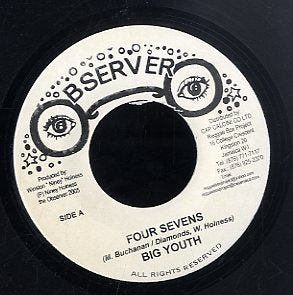 BIG YOUTH [Four Sevens]