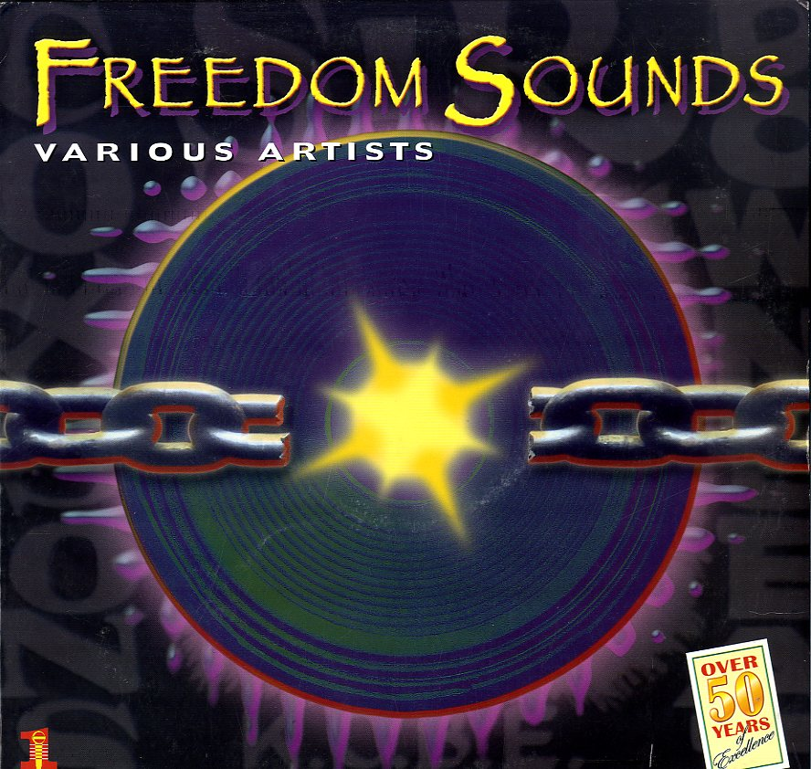 V. A. (ERNEST RANGLIN.LARRY MARSHALL.SOUND DIMENSION,,,) [Freedom Sounds]