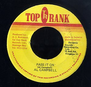 AL CAMPBELL [Pass It On]