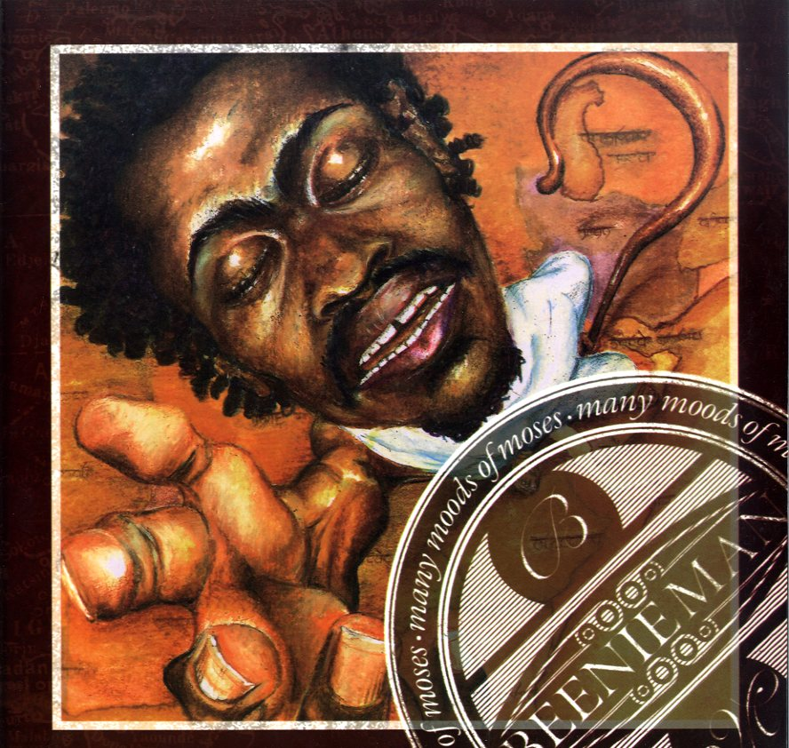 BEENIE MAN [Many Moods Of Moses]